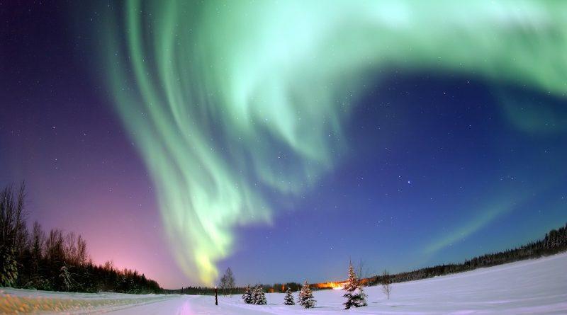 aurora borealis 69221 1920 800x445 - Die seltsamen Bewegungen des magnetischen Nordpols