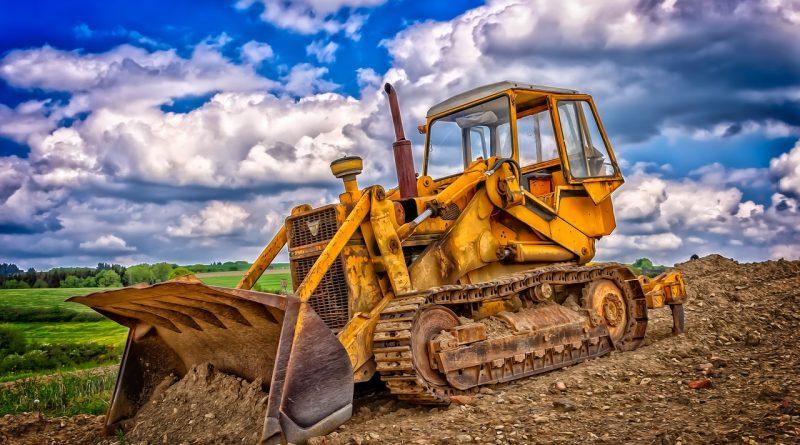 construction machine 3412240 1280 800x445 - Caterpillar zieht den DOW nach unten