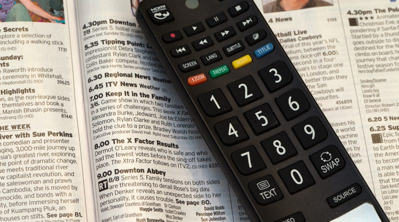 television remote control 525705 1280 800x445 - Fernbedienung