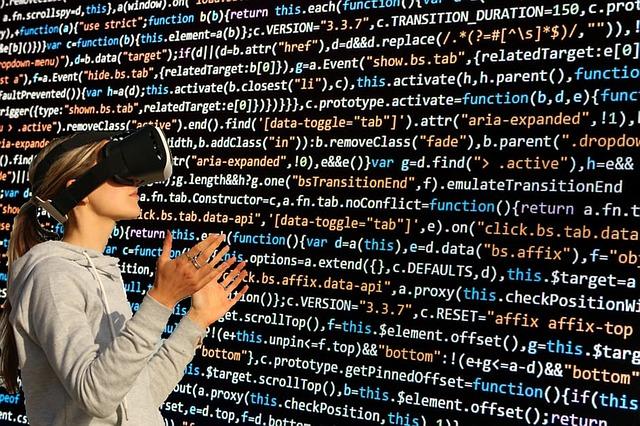 """cyber glasses 1938449 640 - Befinden wir uns in einer Simulation wie im Film """"Matrix""""?"""