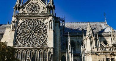 Der Brand in Notre-Dame und seine Folgen für uns alle