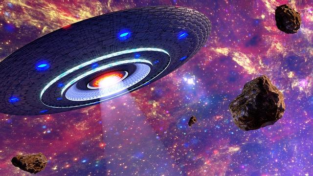 ufo 788746 640 - UFO-Sichtungen oder das propagandistische Vorspiel zur großen Krise