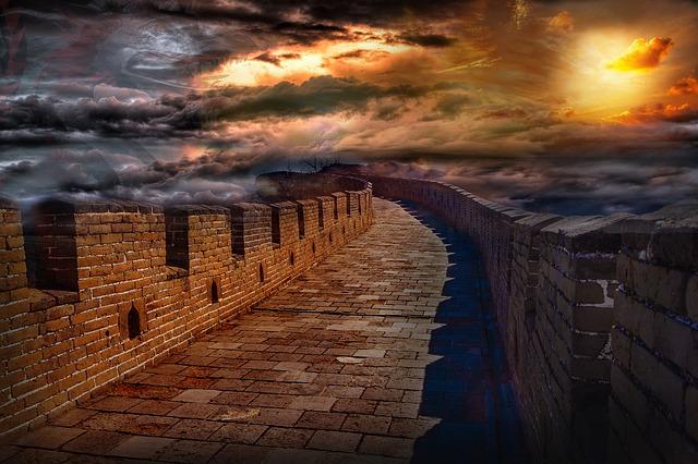 wall 4055548 640 - Die Bankenkrise in China nimmt Fahrt auf