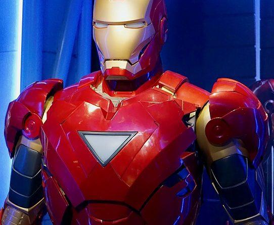 ironman 1803636 640 542x445 - Elon Musk von Tesla ist nicht Ironman