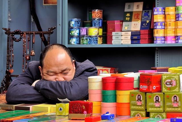 market 1890315 640 - Der amerikanische Handelsminister schläft in jeder Sitzung ein