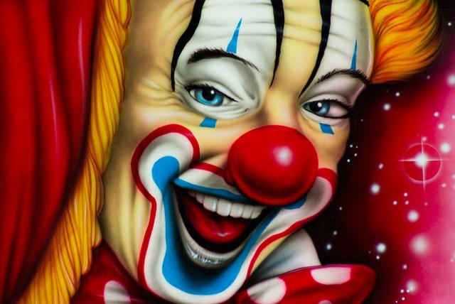 clown 678042 640 - Die Aktienmärkte haben die letzten Berührungspunkte zur Realität verloren