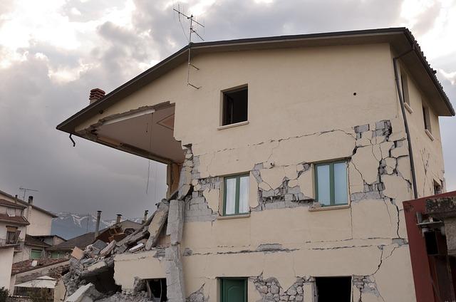 earthquake 1665887 640 - Das Quanten-Erdbeben weitete sich global aus