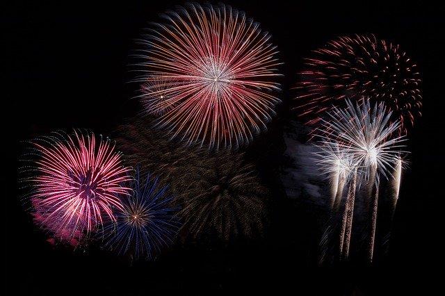 fireworks 879461 640 - QE4 oder die vierte Auflage der erweiterten globalen Geldmenge